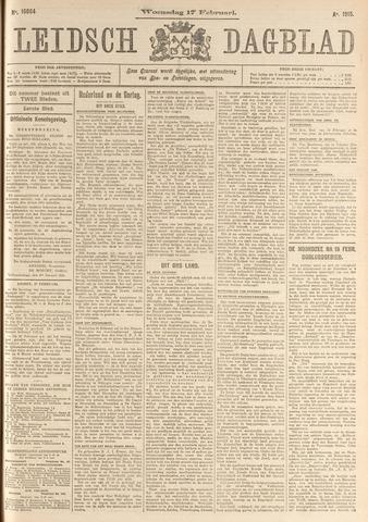 Leidsch Dagblad 1915-02-17