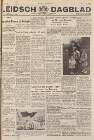 Leidsch Dagblad 1951-03-12