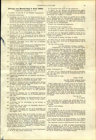 Handelingen van de Raad 1905-06-08