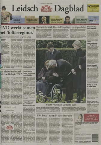 Leidsch Dagblad 2005-01-14