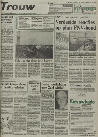 Nieuwe Leidsche Courant 1980-07-25