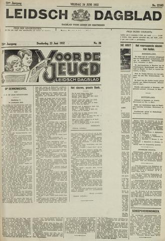 Leidsch Dagblad 1932-06-24