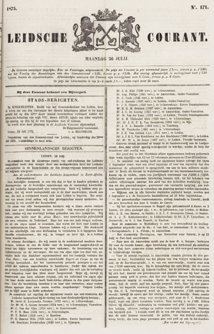 Leydse Courant 1875-07-26
