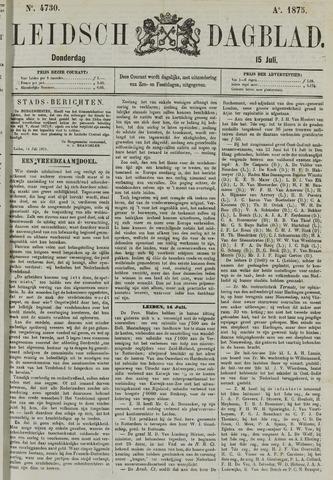 Leidsch Dagblad 1875-07-15