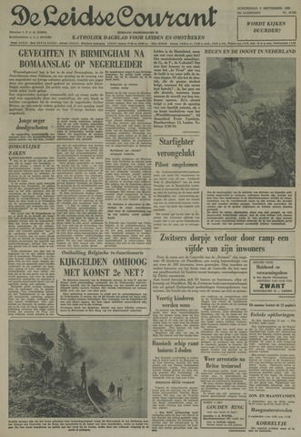 Leidse Courant 1963-09-05