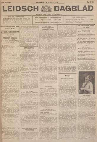 Leidsch Dagblad 1930-01-09