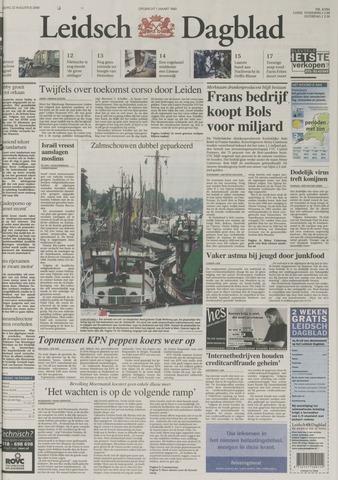 Leidsch Dagblad 2000-08-22