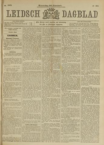 Leidsch Dagblad 1904-01-30