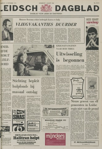 Leidsch Dagblad 1973-11-15