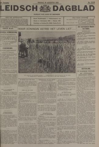 Leidsch Dagblad 1935-08-30