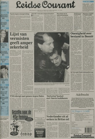 Leidse Courant 1992-10-10