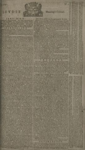 Leydse Courant 1741