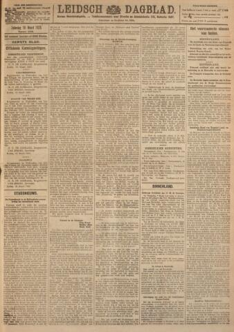 Leidsch Dagblad 1923-03-10