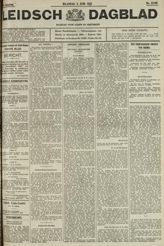 Leidsch Dagblad 1932-06-06