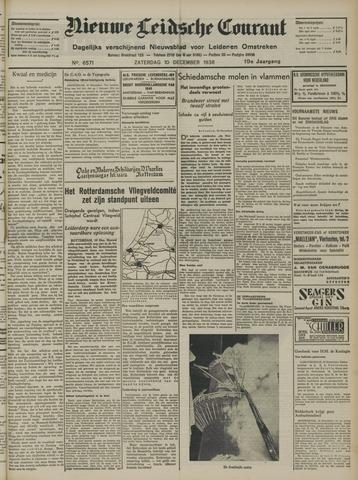 Nieuwe Leidsche Courant 1938-12-10
