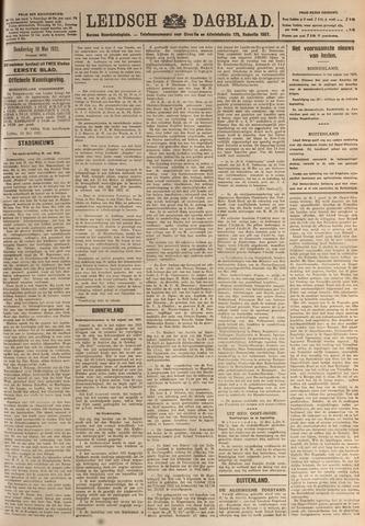 Leidsch Dagblad 1921-05-19
