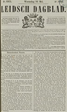 Leidsch Dagblad 1866-05-16
