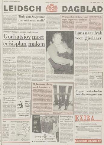 Leidsch Dagblad 1990-11-23