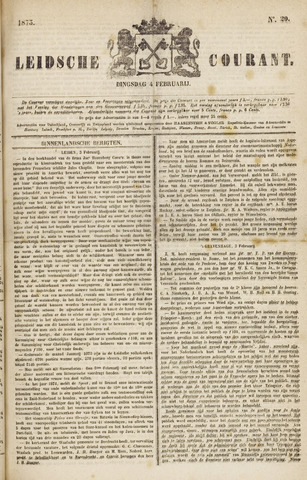 Leydse Courant 1873-02-04
