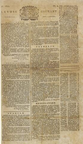 Leydse Courant 1822-01-02