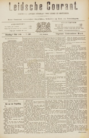 Leydse Courant 1889-05-07