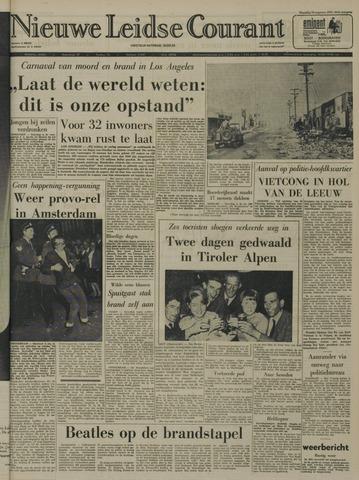Nieuwe Leidsche Courant 1965-08-16
