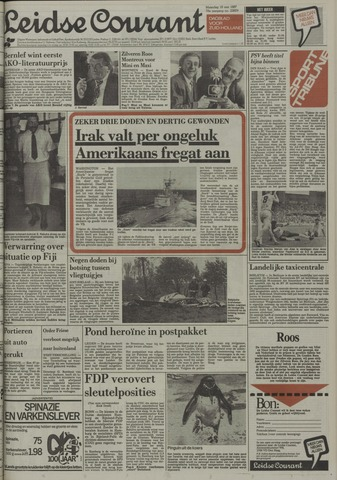 Leidse Courant 1987-05-18