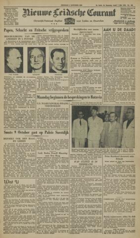 Nieuwe Leidsche Courant 1946-10-01