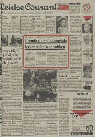 Leidse Courant 1987-11-11