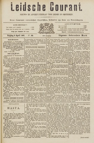 Leydse Courant 1887-04-08