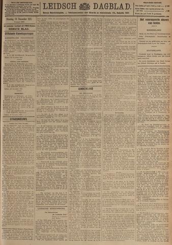 Leidsch Dagblad 1921-12-20