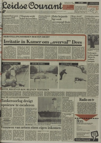 Leidse Courant 1987-07-28
