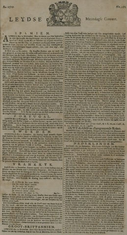 Leydse Courant 1729-12-26