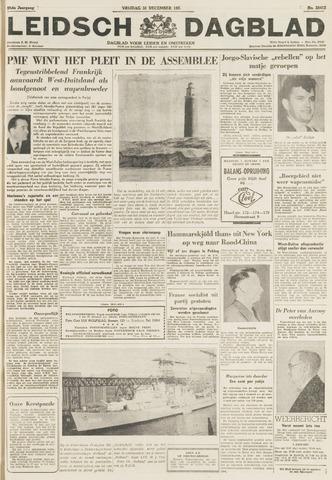 Leidsch Dagblad 1954-12-31