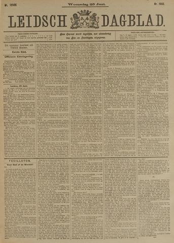 Leidsch Dagblad 1902-06-25