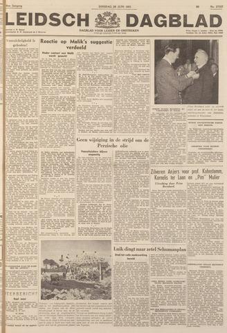 Leidsch Dagblad 1951-06-26