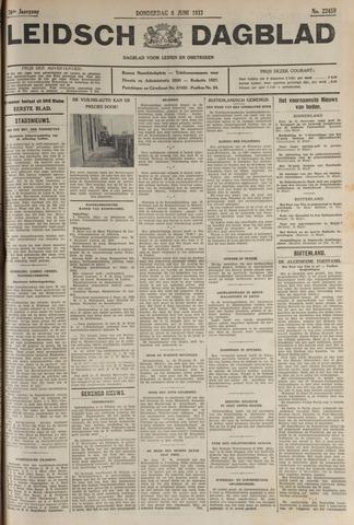 Leidsch Dagblad 1933-06-08