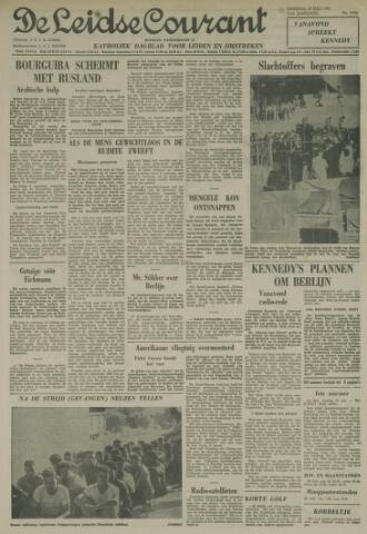 Leidse Courant 1961-07-25