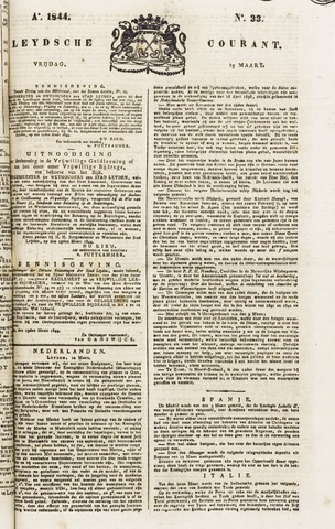 Leydse Courant 1844-03-15