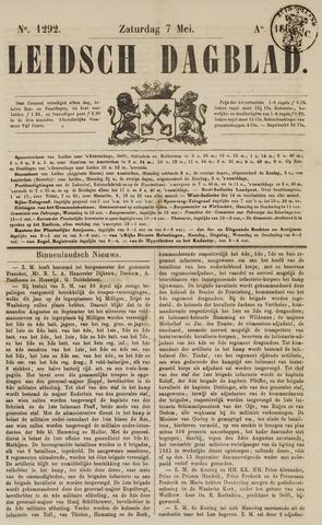 Leidsch Dagblad 1864-05-07