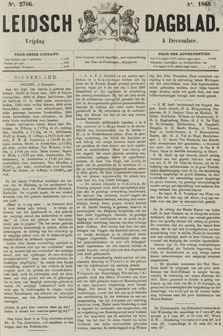 Leidsch Dagblad 1868-12-04