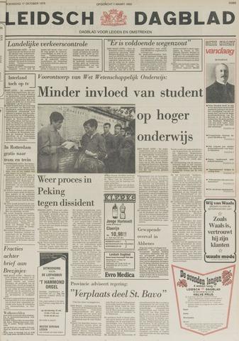 Leidsch Dagblad 1979-10-17