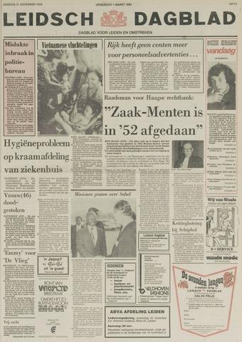 Leidsch Dagblad 1978-11-21
