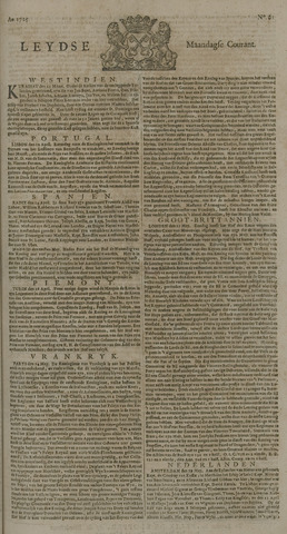 Leydse Courant 1725-05-21