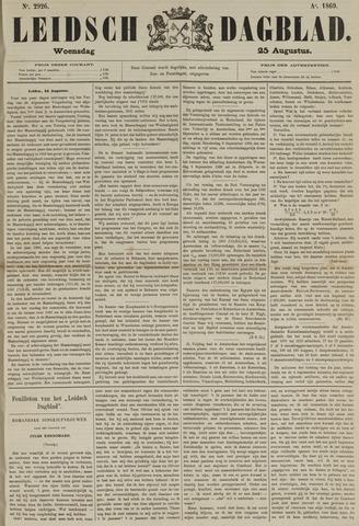Leidsch Dagblad 1869-08-25