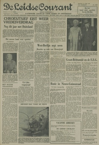 Leidse Courant 1961-06-16