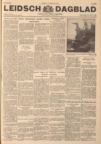 Leidsch Dagblad 1947-02-11