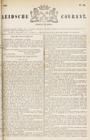 Leydse Courant 1883-04-24