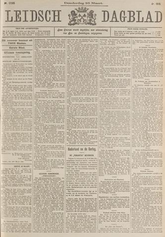 Leidsch Dagblad 1916-03-16