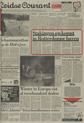 Leidse Courant 1987-01-13